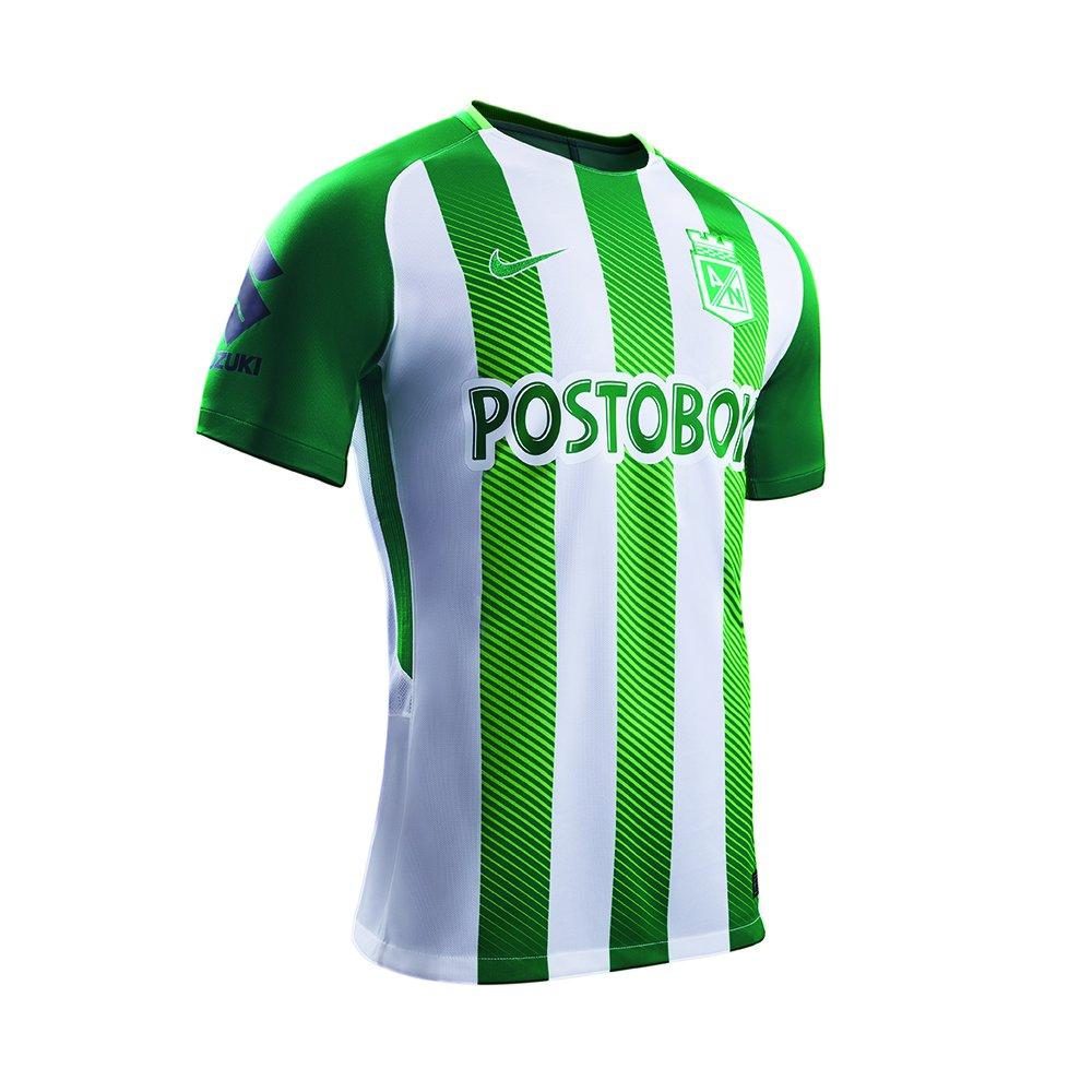Camisa Juego Local Hombre Nike 2018