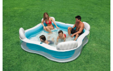 Piscina familiar 882 Lts