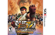 Cartucho super Street Fighter  IV 3DS Edition-Ca