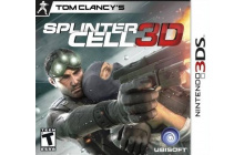 Cartucho Tom Clancy´s Splinter Cell 3DS -UBI-