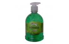Gel Antibacterial Verde x 490 Ml