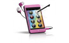 MP5 energy 5208 Touch Tv 8GB - Fucsia metal + Estuche