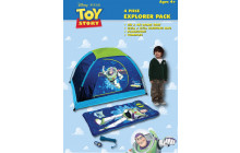 Set carpa Toy Story con sleeping y linterna