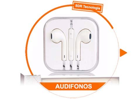 Audífonos y manos libres